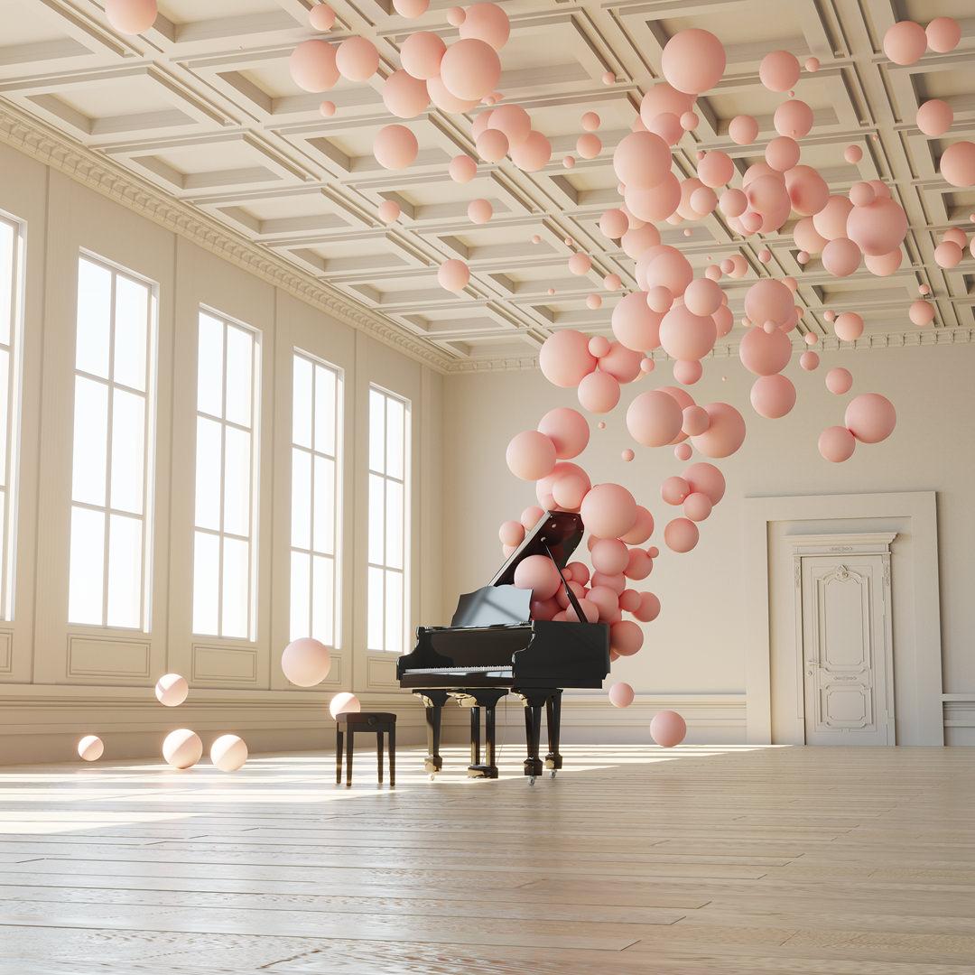 design-motion-3d-photography-octane-redshift-corona-art-visual-animation-render-style-graphic-piano-music-beauty-digital-balloon-art